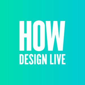 HOW Design Live Logo