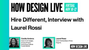 Hire Different, Interview with Laurel Rossi